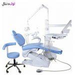 یونیت صندلی پارس طب شیلنگ از پایین مدل P 110