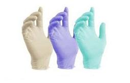 انواع دستکش معاینه