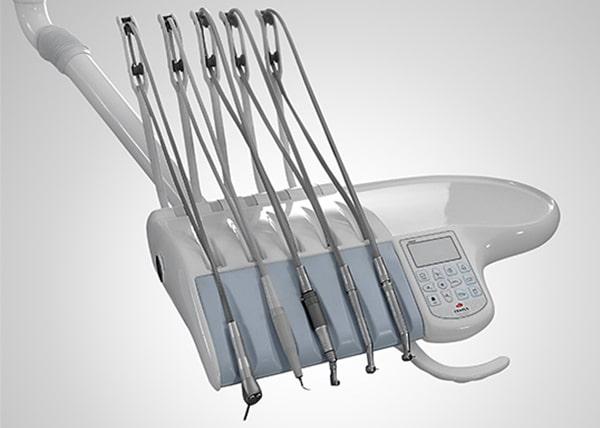 تابلت یونیت دندانپزشکی